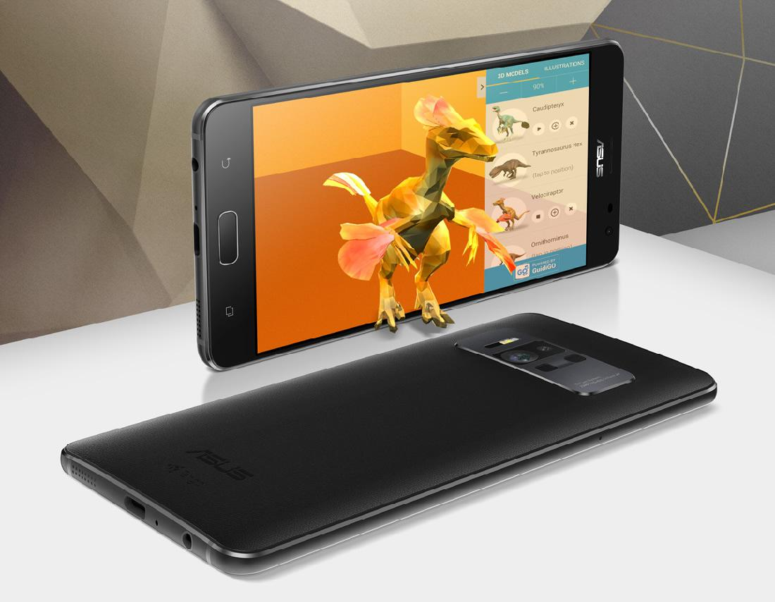 Asus ZenFone AR ZS571KL mobile phone