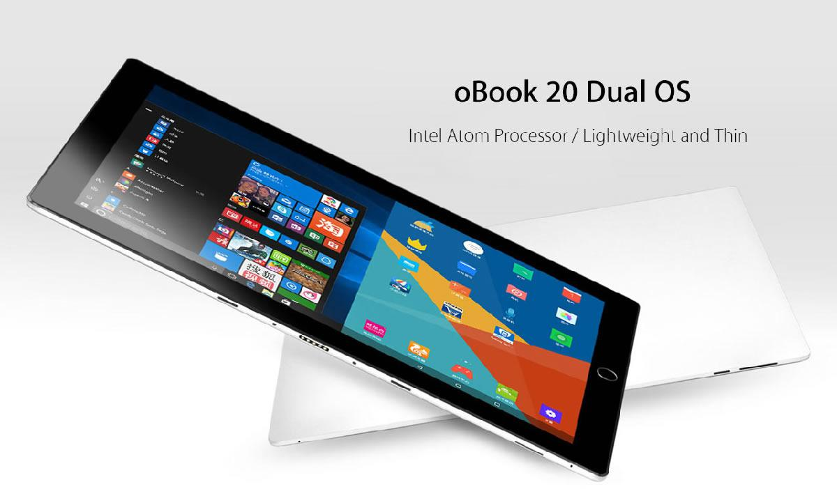 Onda oBook 20 tablet