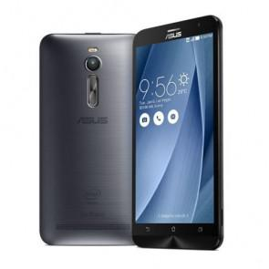 ASUS Zenfone 2 ZE551ML 4GB 64GB 4G LTE Dual SIM Android 5.0 SmartPhone 5.5 Inch 13MP Camera Silver Gray