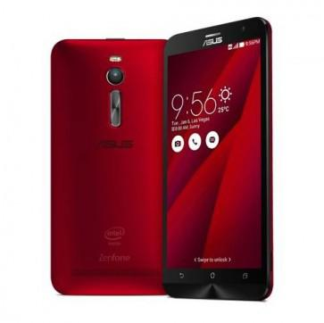 ASUS Zenfone 2 ZE551ML 4G LTE Android 5.0 Dual SIM SmartPhone 5.5 Inch 4GB RAM 32GB ROM 13MP Camera Red