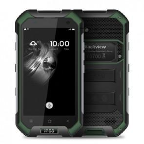 Blackview BV6000 3GB 32GB MTK6755 Android 6.0 4G LTE Smartphone 4.7 inch IP68 Waterproof 13MP Camera 4200mAh Green