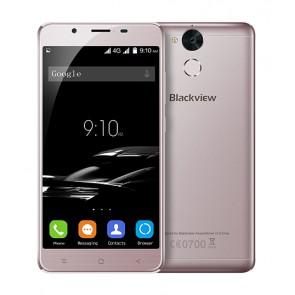 Blackview P2 4GB 64GB MTK6750 Octa Core Android 6.0 4G LTE Smartphone 5.5 inch FHD 13.0MP Camera 6000mAh Battery Gray