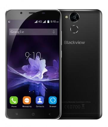 Blackview P2 4GB 64GB MTK6750 Octa Core Android 6.0 4G LTE Smartphone 5.5 inch FHD 13.0MP Camera 6000mAh Battery Black