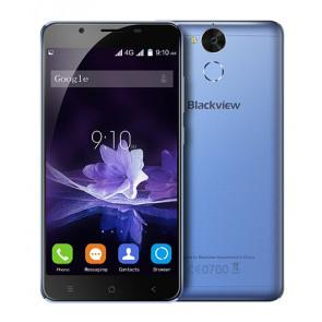 Blackview P2 4G LTE 4GB 64GB MTK6750 Octa Core Android 6.0 Smartphone 5.5 inch FHD 13.0MP Camera 6000mAh Battery Blue