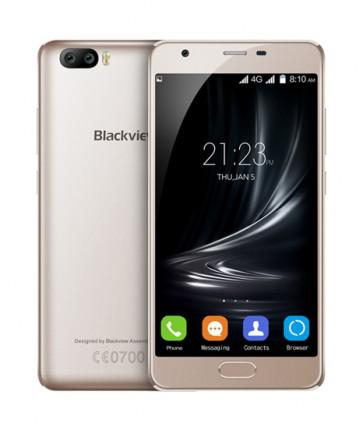 Blackview A9 Pro 4G LTE MT6737 Quad Core Android 7.0 2GB 16GB Smartphone 5.0 inch Dual Rear Camera Gold