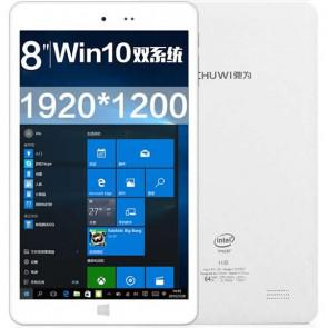 Chuwi Hi8 Dual Boot Intel Z3736F Quad Core 64Bit Tablet PC 8 Inch 2GB 32GB White