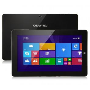 Chuwi Vi10 Pro Dual Boot Intel Z3736F Quad Core 64Bit Tablet PC 10.6 Inch 2GB 64GB Black