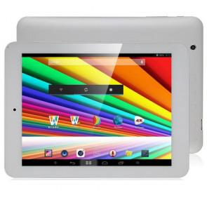 CHUWI V8S Quad Core A31S Android 4.1 16GB ROM Tablet PC 8 Inch HD Screen HDMI Silver