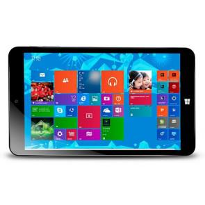 CHUWI Vi8 Windows 8 Intel 64 Bit Z3735F quad core 2GB 32GB 8 Inch Tablet PC 4K WIFI Black