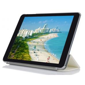 Cube i6 9.7 Inch 3G Tablet Original Leather Case White