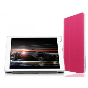 Original PU Leather Case Stand Cover for 7.9 Inch Cube Talk 79 Tablet PC Pink
