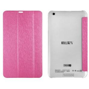 Original Cube Talk 7X Tablet Leather Case Stand Cover Pink