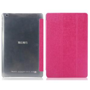 Cube Talk10 Original  Leather Case Protective Case Cover Pink