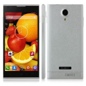 CUBOT P7 MTK6582 Android 4.2 Smartphone 5.0 Inch QHD IPS Screen White