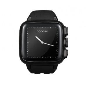 DOOGEE S1 SmartWatch 1.54 Inch MT6572 Dual Core 4GB ROM Android 4.4 Waterproof 5MP Camera Black
