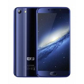 Elephone S7 4GB 64GB Helio X20 Deca Core Android 6.0 4G LTE Smartphone 5.5 inch 13.0MP Camera Fingerprint Sensor Compass Blue