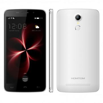 Homtom HT17 Pro 2GB 16GB MTK6737 Android 6.0 4G LTE Smartphone 5.5 inch 13MP Camera White