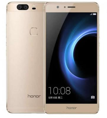 Huawei Honor V8 4G LTE 4GB 64GB Android 6.0 Kirin 950 Octa Core Smartphone 5.7 Inch 2*12MP camera Champagne Gold