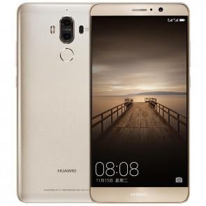 Huawei Mate 9 4GB 64GB Kirin 960 Octa Core Android 7.0 Smartphone 5.9 inch FHD 20.0MP+12.0MP Dual Rear Cameras SuperCharge Type-C Champagne Gold