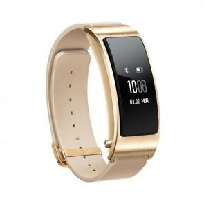Huawei Talkband B3 Smartband Bluetooth headset Smart Wristband Run Walk Ride Climb Sleep Mode Y6M4 Light Brown