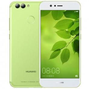 Huawei navo 2 4G LTE 4GB 64GB ROM Kirin 659 Octa Core Smartphone 5.0 inch 12+8MP rear Camera fast charge Green