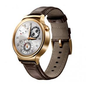 Huawei Watch Android Wear 4GB ROM 1.4 Inch Sapphire Crystal Gold