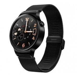 Huawei Watch Android Wear 4GB ROM 1.4 Inch Sapphire Crystal Black