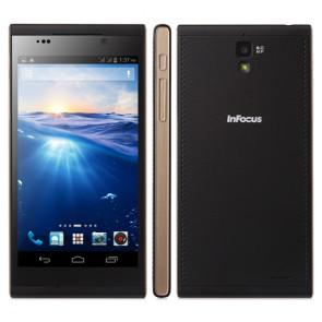 InFocus M310 Quad Core MT6589T Android 4.2 8MP camera 4.7 Inch Smartphone 3G WIFI OTG Black