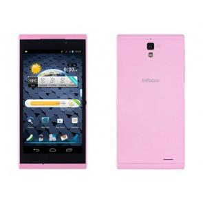 InFocus M310 3G Android 4.2 Quad Core MT6589T 8MP camera 4.7 Inch HD Gorilla Glass Smartphone OTG Pink