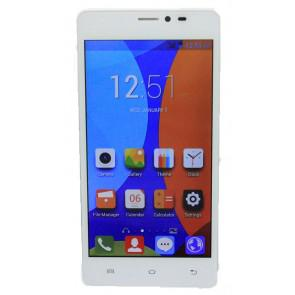 JIAKE G7 3G Android 4.4 MTK6582 quad core 4GB ROM 5.5 Inch Smartphone WiFi GPS White