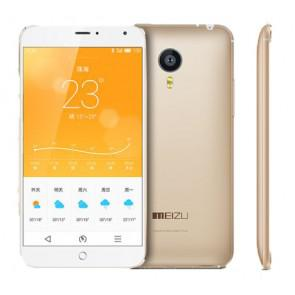 Meizu MX4 MTK6595 Octa Core Android 4.4 4G LTE 2GB 32GB Smartphone 5.36 Inch Screen 20.7MP Camera GPS Gold