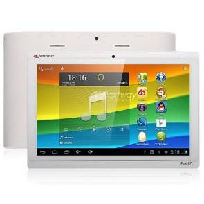 Nextway F7 RK3066 Dual Core Android 4.1 7 Inch 1GB 16GB Tablet PC Dual Camera Silver
