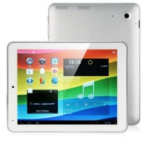 Nextway F8 Android 4.1 RK3066 Dual Core 1.6GHz 8.0 Inch Ultra Thin Dual camera White