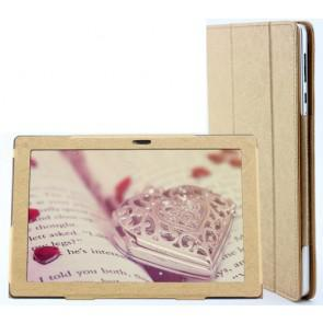 Original Onda V101w Tablet PC Leather Case Stand Cover Gold