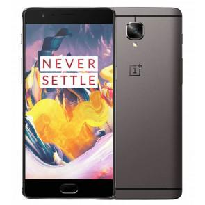 OnePlus 3T 6GB 64GB Snapdragon 821 Android 6.0 4G LTE Smartphone 5.5 inch 16MP camera Gray