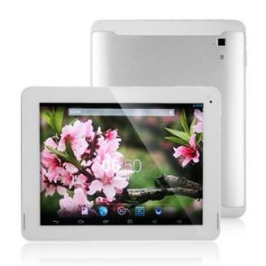 PiPo M6pro 3G RK3188 Quad Core Android 4.2 Tablet PC 2GB 32GB 9.7 Inch Retina Bluetooth GPS OTG White