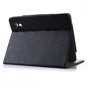 Original Leather Protective Flip Cover Case For 9.7 Inch PIPO P1 Tablet PC Black