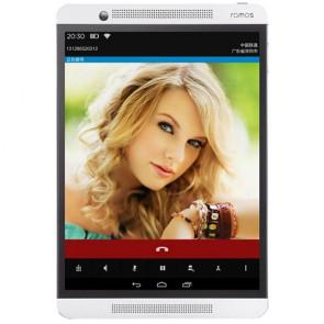 Ramos K2 3G MTK8389 Quad Core 7.85 inch Mini Android Tablet PC 16GB ROM Dual Camera White