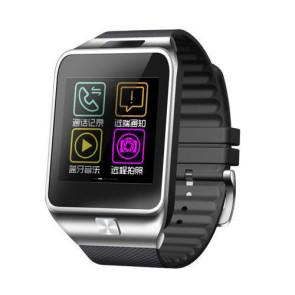 RWATCH R5 1.54 inch screen Bluetooth 4.0 Smart Watch with Hands-Free Calls Pedometer Gyro Gravity Sensor for Android iOS Sliver