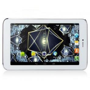 Sanei G708 Android 4.2 dual core Tablet PC 7 inch 2G phone call wifi 8GB ROM dual camera White