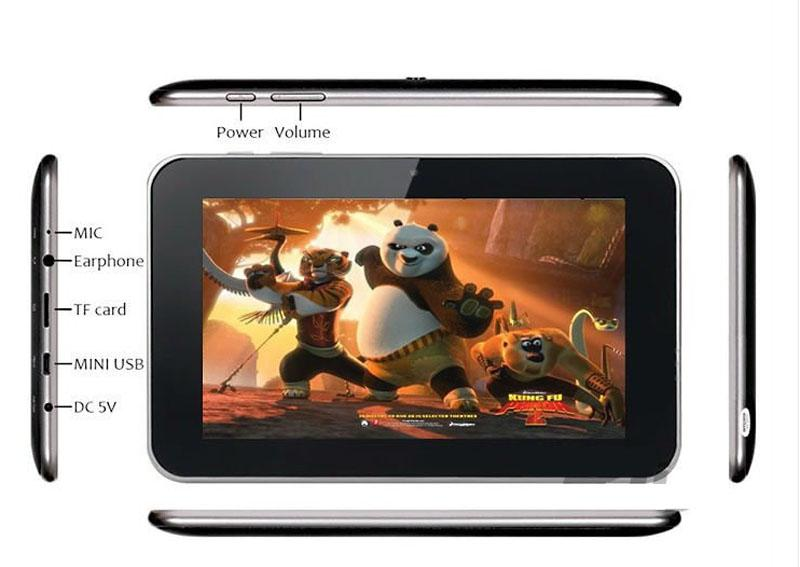 Sanei N77 Deluxe Tablet PC