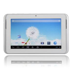 Sanei N78 Android 4.1  2G Phone call 7 inch Tablet PC Dual Camera WIFI Bluetooth White