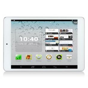 Sanei N82 Android 4.2 Quad Core 7.85 inch 16GB ROM Tablet PC WIFI HDMI OTG White