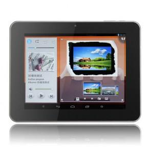 Sanei N83 Android 4.1 RK3066 1.6GHz 8 inch Tablet PC 1GB 8GB ROM Dual Cameras HDMI Black