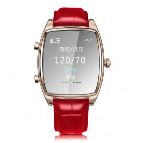 THL H-One Health Watch IP65 1.54 inch Sleeping monitor Heart Rate Monitor Blood pressure monitor Red