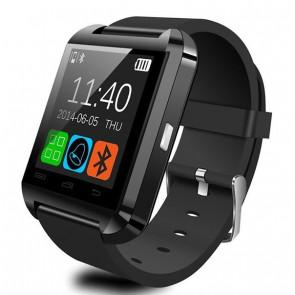 Bluetooth Smart WristWatch U8 U Watch for Samsung iPhone HTC LG Android Smartphones Black