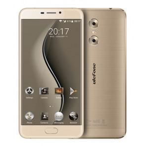 Ulefone Gemini 4G LTE Smartphone 3GB 32GB MT6737T Quad Core Android 6.0 5.5 inch Dual 13MP + 5MP Camera Gold