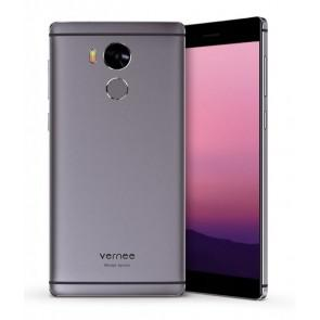 Vernee Apollo 2 4G Smartphone 4GB 64GB Helio X30 Deca Core Android 6.0 5.5 inch 21.0MP Rear Camera Fingerprint Scanner Type-C OTG Gray