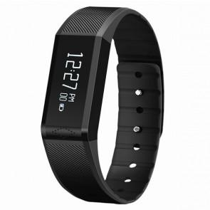 Vidonn X6 IP65 Bluetooth 4.0 Smart Watch Wristband Bracelet for iPhone Android phone Black