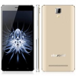 Vkworld Discovery S1 2GB 16GB MTK6735 Android 5.1 4G LTE Smartphone 5.5 Inch 13MP Camera Gold